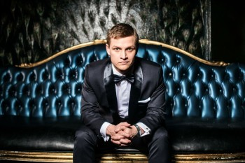 Luke Kennedy from Swing On This. Image supplied.