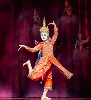 Hayanah Pickering as Angel/George in The King and I. Image by Oliver Toth