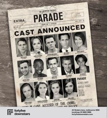 Parade Cast 2014