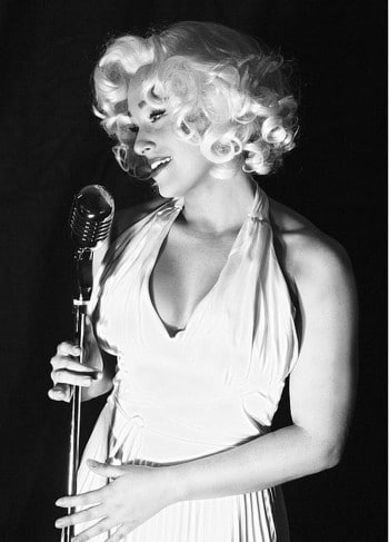 Katherine Rodrigues in BLONDE by Bombshell [image supplied].