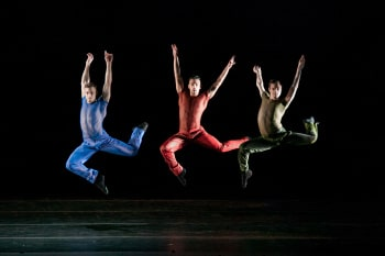 Cedar Lake Contemporary Ballet. Photo by Sharen Bradford, Adelaide Festival of Arts
