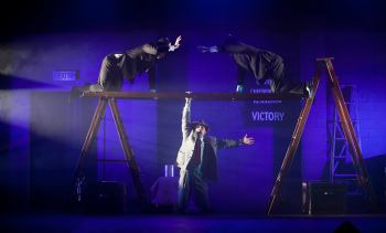 The 39 Steps. Hit Productions