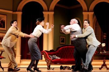 Don Pasquale. Opera Australia. Photo by Jeff Busby