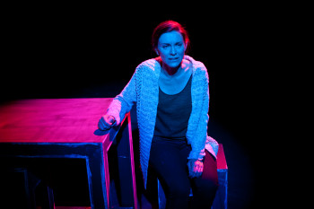 Natalie O'Donnell as Diana. Image by Yael Stemple.