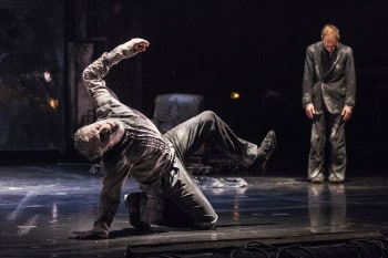 A scene from James Thierree's Tabac Rouge, part of the 2015 Sydney Festival (photo by Jamie Williams/Sydney Festival)