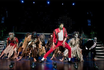 Thriller Live at QPAC. Photo supplied.