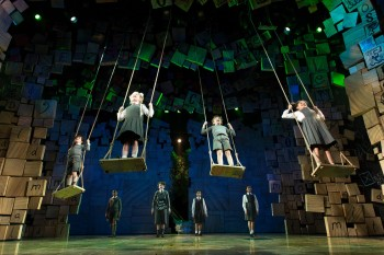 Matilda the Musical is coming!