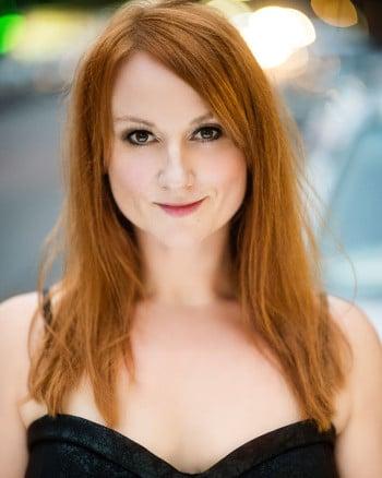 Marika Aubrey. Photo by Blueprint Studios.