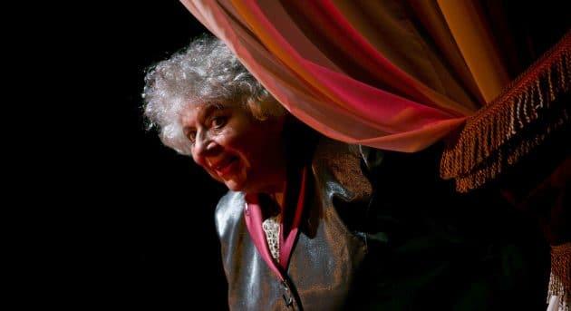 Miriam Margolyes. Photo by Gavin D Andrew