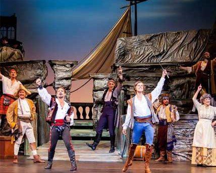 Pirates of Penzance - Harvest Rain. Image Supplied.