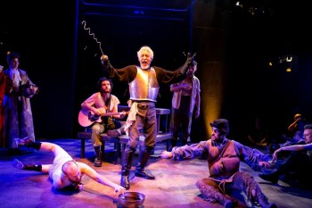 The cast of Man of La Mancha. Image by Michael Francis.