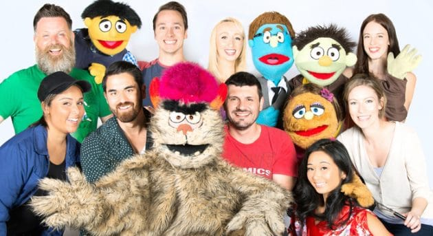 Avenue Q. Trifle Theatre Company