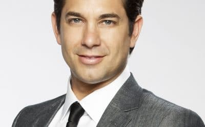 Adam Garcia will star in Singin' in the Rain in 2016.