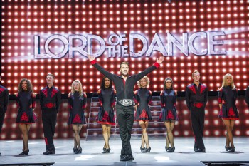 Lord of the Dance: Dangerous Games James Keegan as Lord of the Dance ©Tristram Kenton