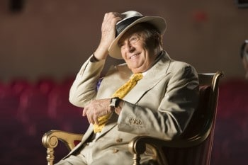 Barry Humphries is the Artistic Director of Ad Cab Fest 2015