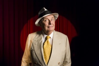 Barry Humphries. Image by Claudio Raschella