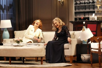 Hayley and Juliet Mills in Legends! Photogrphy: Jeff Busby