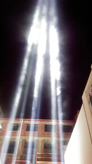 Pulse Column. Photo by A-M Peard