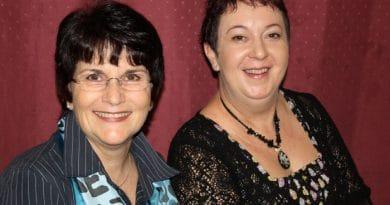 Sharon White and Sandra Harman - Sharmony Productions