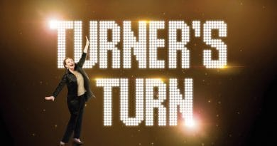 Turner's Turn. Photo by Kurt Sneddon