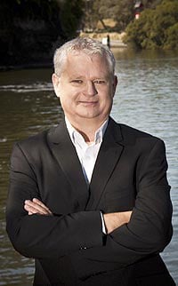 Expert accountant Paul Rattray