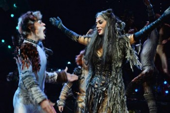 The new West End revival of Cats. Photo by Dave Benett.