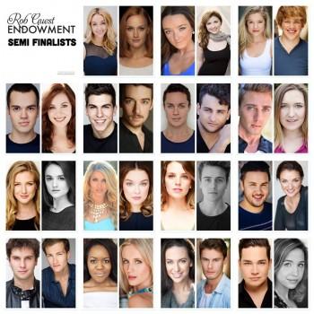2015 Rob Guest Endowment Semi-Finalists