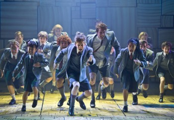 The Australian cast of Matilda the Musical. Photo by James Morgan.
