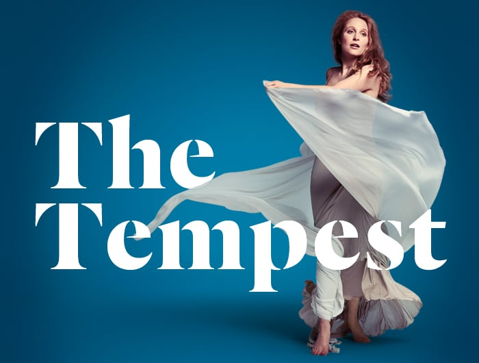 Win a double pass to Bell Shakespeare's The Tempest at the Sydney Opera House