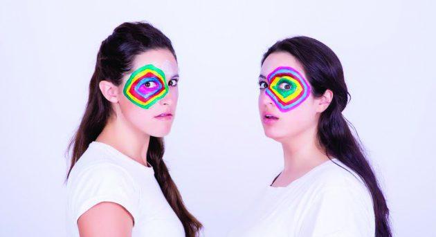 Isabel and Rachel in PRIME! Melbourne Fringe