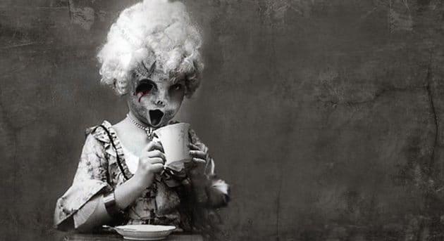 Little Vs Terrible Tea Party.Melbourne Fringe