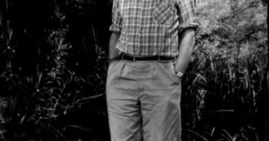 Australian playwright, the late Patrick White