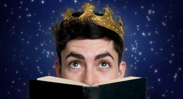 Unmasking Prince Charming. Melbourne Fringe