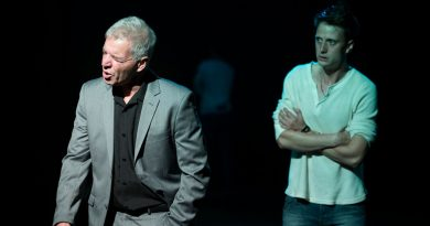 Colin Friels and Tom Conroy. Photo by Shane Reid