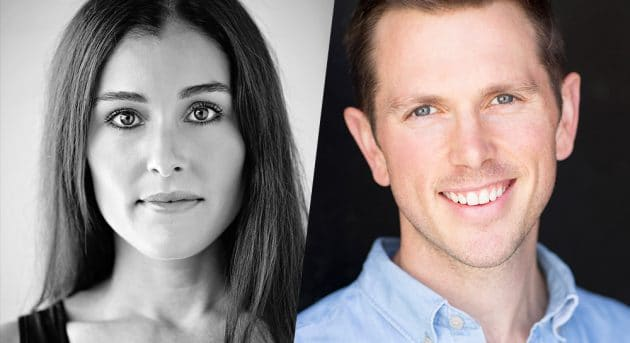Jemma Rix and Alex Rathgeber join the cast of GHOST