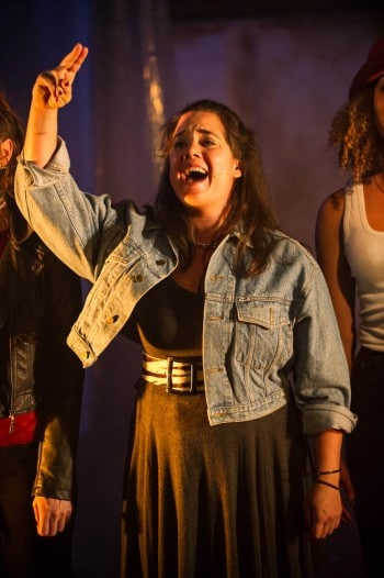 Rent at Hayes Theatre Co 2015. Image by Kurt Sneddon