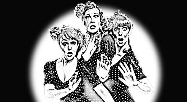The Candy Topps Femme Fatale, Melbourne Fringe