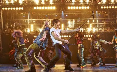 We Will Rock You international cast