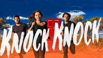 Knock Knock - Aboriginal Centre for the Performing Arts . Image Supplied.