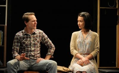 Middletown. Gareth Reeves, Christina O'Neill. Photo by  Jodie Hutchinson