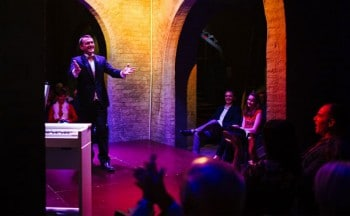 Opera in the Reservoir - The Underground Opera Company. Image Supplied.
