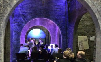 Opera in the Reservoir - The Underground Opera Company. Image by Sonny Clarke.