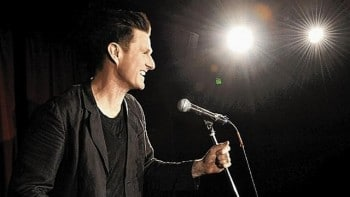 Wil Anderson Performing