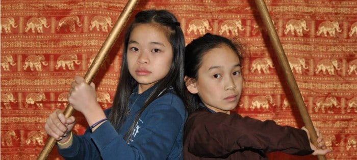 Big West Festival.The Trung Sisters