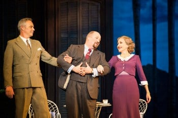 Daddo, James, and Prior in The Sound of Music. Photo by James Morgan.