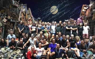 CATS celebrates 100 shows in revival tour