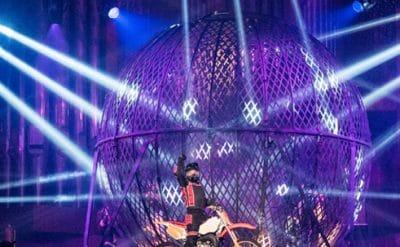 Cirque Adrenaline. Photo supplied.