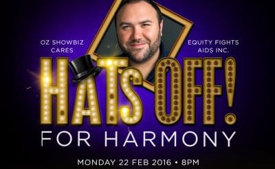 Hats Off! For Harmony, a Star Studded Charity Concert with a great deal of Heart
