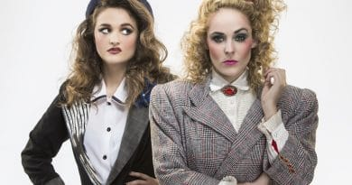 Hilary Cole and Lucy Maunder will star in Heathers, Melbourne
