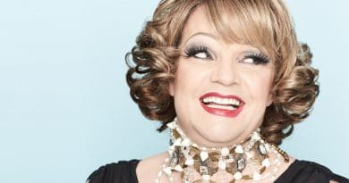 Dolly Diamond: Alive Intimate Up Late 2016